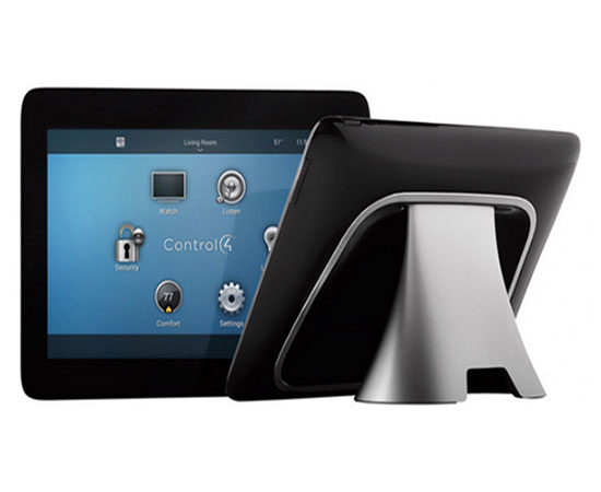 Control4 C4 Tt7 1 Bl 7 Inch Tabletop Touch Screen