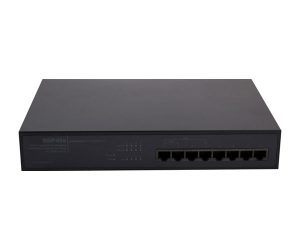 Pakedge S8P4FE 8 Port Unmanaged Switch with 4 PoE Ports