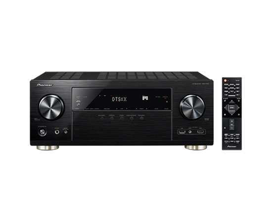 Pioneer VSX-1131-K 7.2 Channel AV Receiver