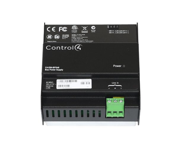 Control4 C4-DIN-BPS48 48V Bus Power Supply