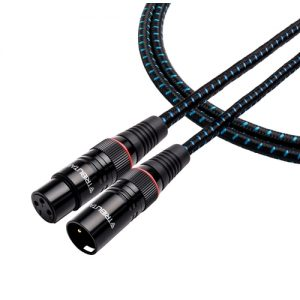 Tributaries 4ABM-020 2 Meter Balance Audio Mono Cable