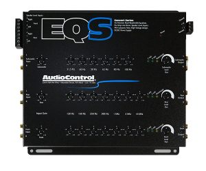 Audiocontrol EQS 6 Channel Trunk-Mount Equalizer
