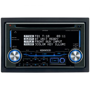 Double Din Receivers