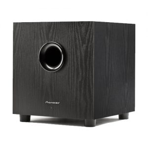 Pioneer SW-8MK2 8 Inch Powered Subwoofer