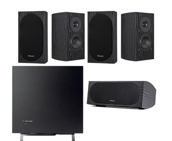 Pioneer SP-PK22-BS - Bookshelf Speaker Package