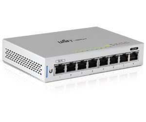 Ubiquiti US-8-60W 8 Port Managed Gigabit Switch
