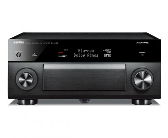 Yahama CX-A5100 MusicCast Preamplifier
