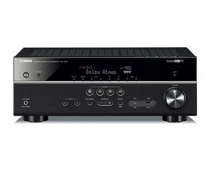Yamaha RX-V581 7.2-Channel Audio Video Receiver