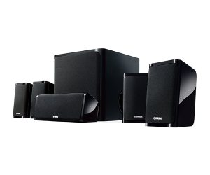 Yamaha NS-P40 Home Theater Speaker Package