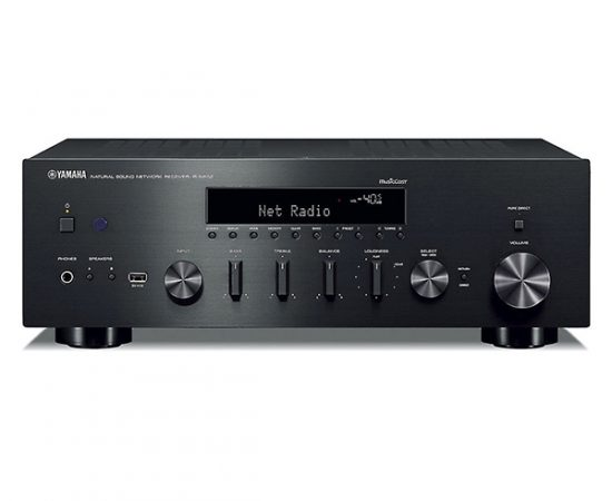 yamaha r n602 audio video receiver network stereo receiver. Black Bedroom Furniture Sets. Home Design Ideas