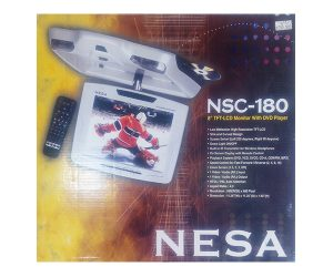 Nesa NSC-180 Monitor with DVD Player
