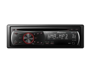 Pioneer DEH-1200MP Single Din CD Receiver (Showroom Display Product)