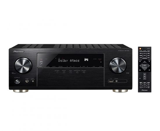 Pioneer VSX-932-B, Dolby Atmos Receivers, Home Theater Receiver