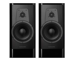 Dynaudio Contour 20 180W 2 Way Bookshelf Loudspeaker Pair(Black)