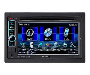 Kenwood DDX418 DVD/CD Receiver