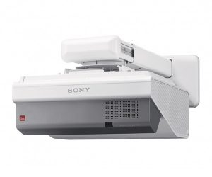 SONY VPL‐SW631 3300 Lumens Classroom 3 LCD Projector