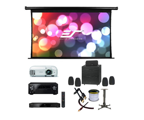 Bic America Home Theater Cinema Package