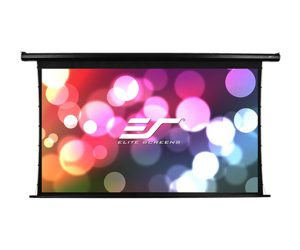 Elite Electric100HT Motorized Projection Screen