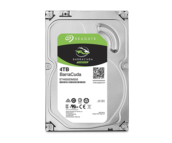 Seagate ST4000DM005 3.5 Internal Hard Drive