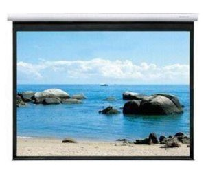 Suvira SVRMOLS100 Motorized Projection Screen