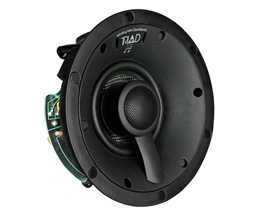 Triad InCeiling Mini OpenRound Speaker (Pair)