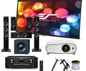 Dolby Atmos Home Theater Package, Home Cinema Surround System