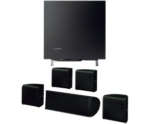 Pioneer S-11, 5.1 Surround Sound Speaker Package, 5.1 Speaker Package