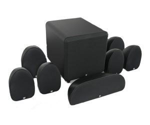 RBH CTx-7.1 System Speaker Packages