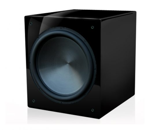 Rythmik Audio E15HP2 SE Subwoofer (Piano Gloss Black)
