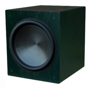 Rythmik Audio E15HP2 Subwoofer (Black Oak Grain-Matte)