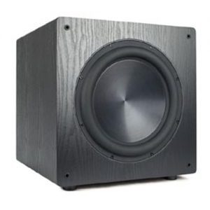 Rythmik Audio F12-300, Sealed Subwoofer, Home Subwoofers