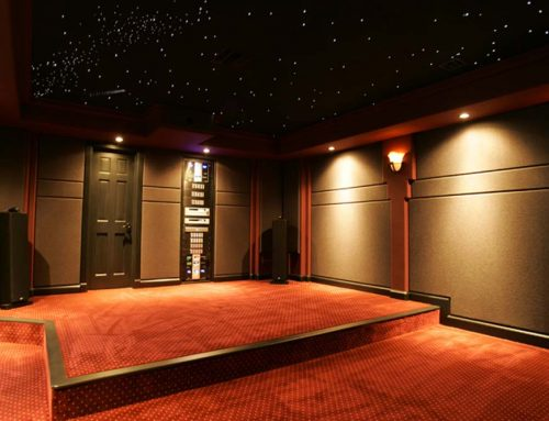 4 Considerations When Selecting Flooring for Your Home Theater