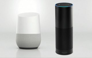 Voice Activated Control, Amazon Echo, Google Home, Smart Home Solution