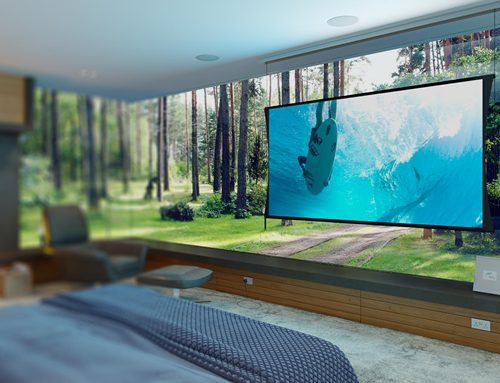 5 Stylish Ways to Hide Your Television