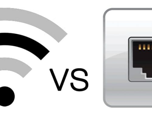 Thinking Wired or Wireless?