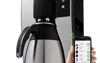 Smart Coffee Maker - Mr Coffee maker with WeMo