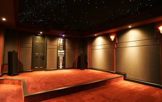 Home Theater, Home Audio Video, Dedicated Home Cinema, Surround Sound
