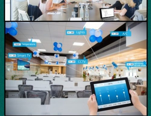 The Office of the Future: What is a Smart Workplace?