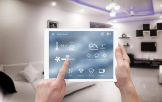 Energy conservation and home automation