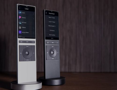 Simplify Your Smart Home Experience With Control4's NEEO Remote